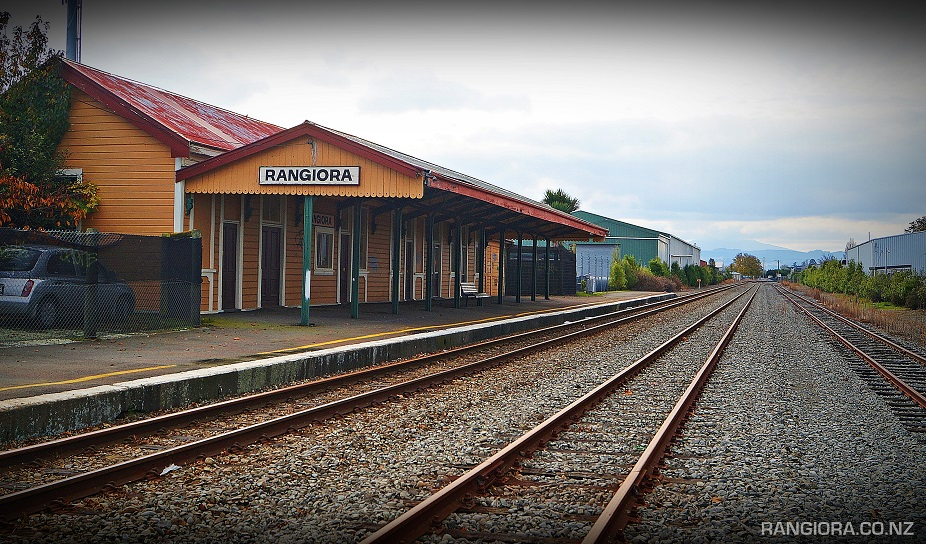 Rangiora to Christchurch Commuter Rail proposed