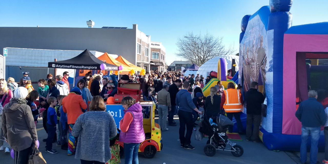 Rangiora Winter Festival Highlights