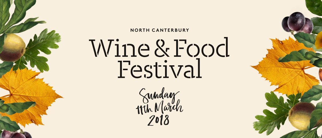 North Canterbury Wine & Food Festival 2018!