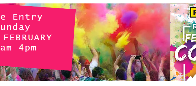 Rangiora Festival of Colour 2019